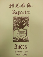 The Reporter ~ Subject Index, Volumes 1-29, 1969-1998